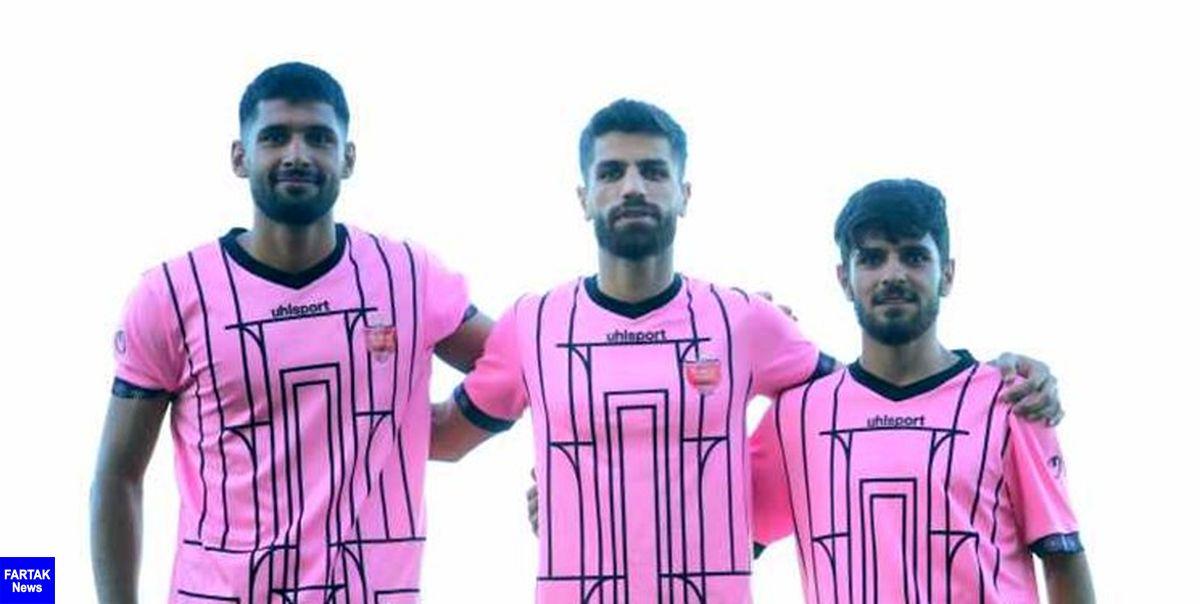 سه بازیکن جدید در تمرین پرسپولیس