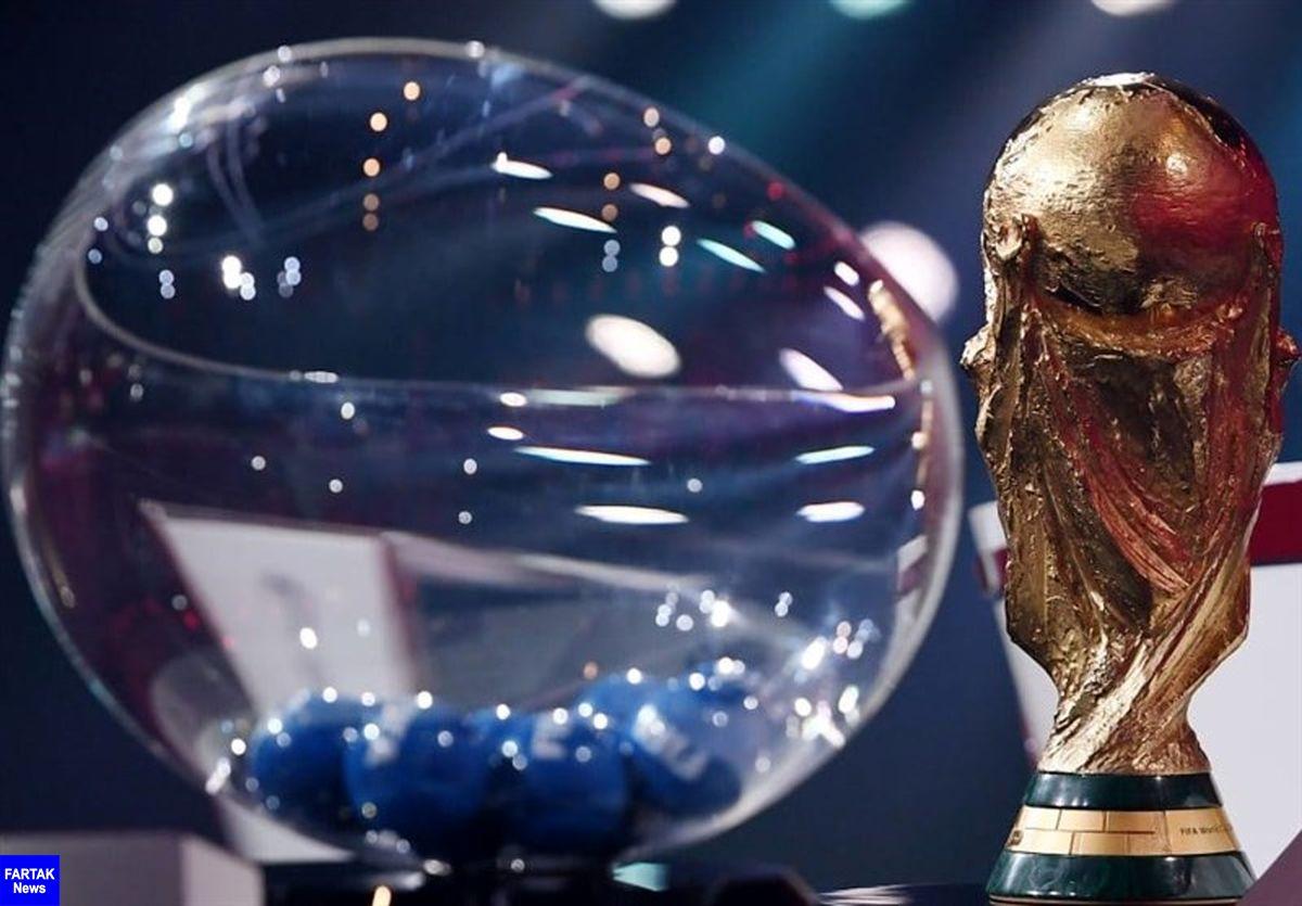 امارات جای عراق را در سیدبندی انتخابی جام جهانی ۲۰۲۲ گرفت
