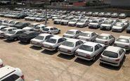 1000 خودروی احتکار شده در تهران کشف و ضبط شد