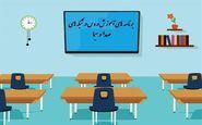 جدول پخش مدرسه تلویزیونی چهارشنبه ۲ مهر