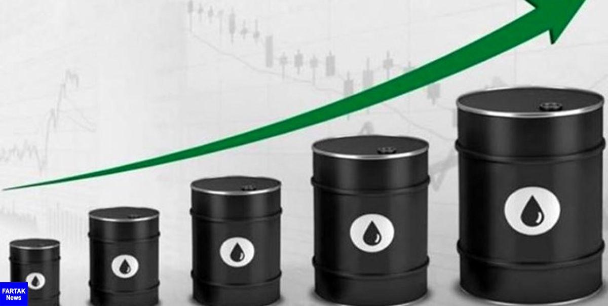 افزایش قیمت نفت در جهان به 76 دلار