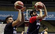 اعلام  لیست نهایی بازیکنان تیم ملی بسکتبال