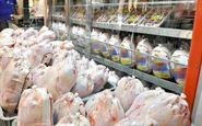 ۳۶۰ تن مرغ منجمد در لرستان توزیع میشود
