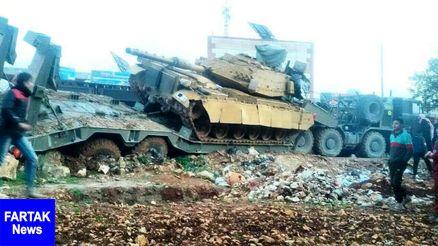 هلاکت ۵۴۵ تروریست در درگیری با ارتش سوریه