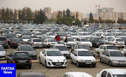 ترخیص خودروهای توقیف شده به صورت اینترنتی و نرم افزارهای موبایلی