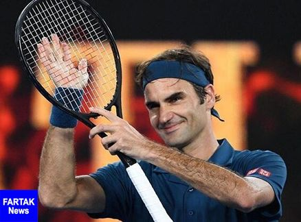 ۱۰۰ قهرمانی برای پرافتخارترین تنیسور جهان