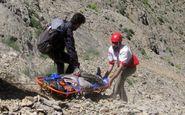 نجات جان مرد ۵۰ ساله توسط تیم واکنش سریع هلال احمر