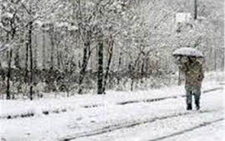 ورود سامانه بارشی جدید به کشور/بارش پراکنده برف و باران در تهران