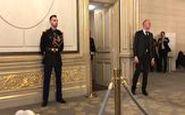 تدابیر فوق امنیتی پوتین برای رفتن به سرویس بهداشتی!
