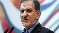 جهانگیری: آمریکا به دنبال از پا درآوردن اقتصاد ایران است