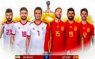 3 ستاره ایرانی در تیم منتخب روز جام جهانی/عکس