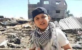 رپخوانی جالب نوجوان فلسطینی + فیلم