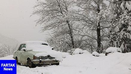 برف و کولاک در 10 استان در روز شنبه