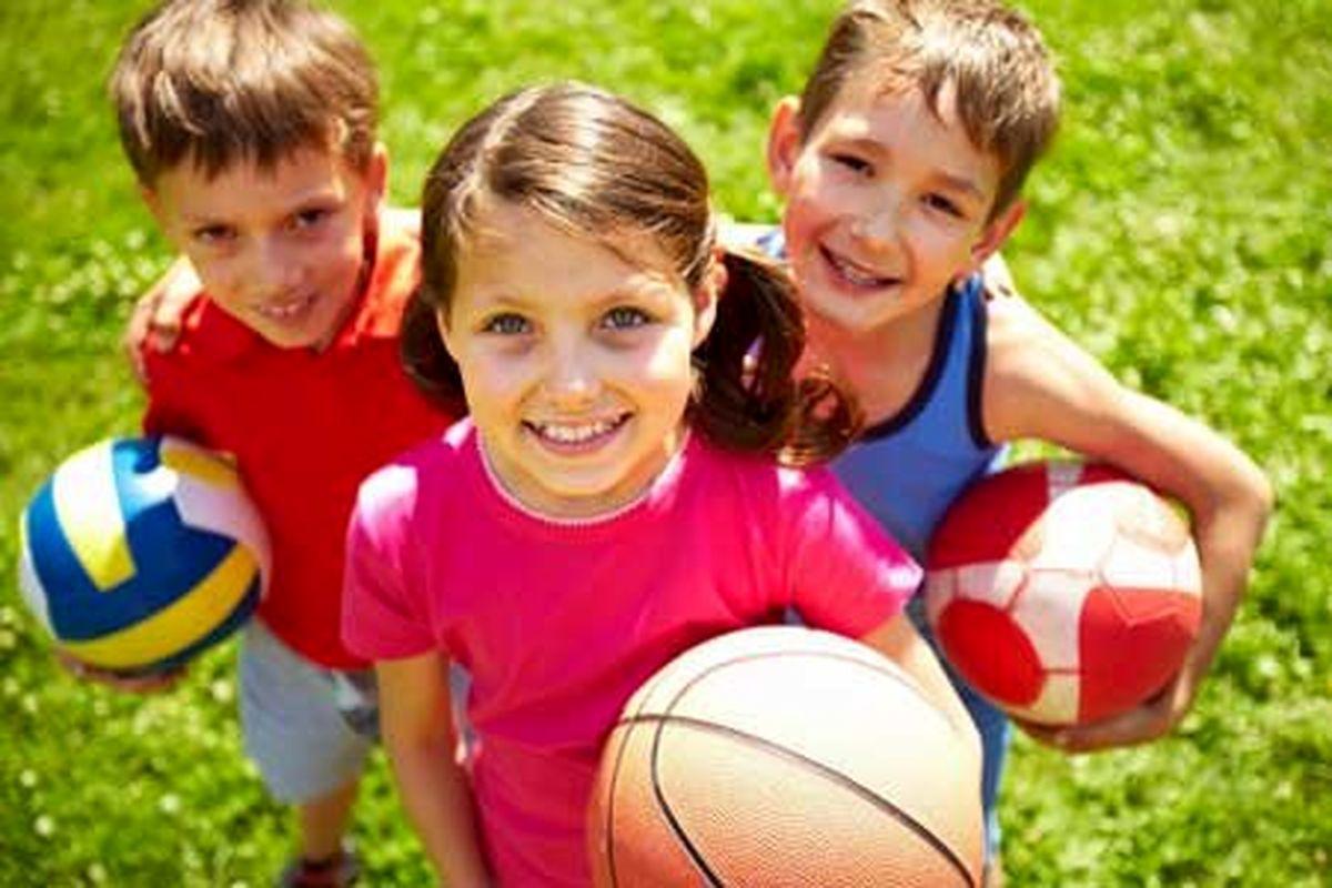 کدام ورزشها قد کودکان را بلند میکند؟