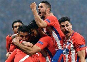 اتلتیکو 3-0 المپیک مارسی؛  شاگردان سیمئونه قهرمان لیگ اروپا شدند