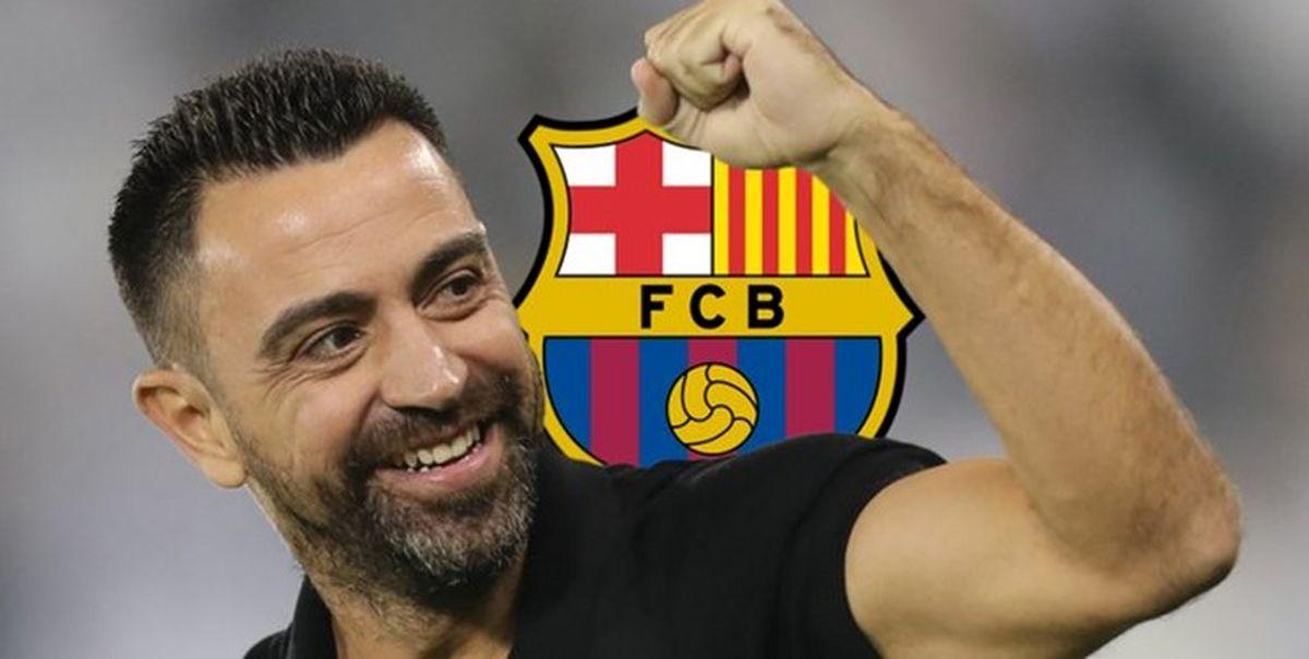 ژاوی دلیل رد کردن پیشنهاد مربیگری بارسلونا را اعلام کرد