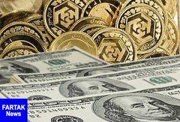 قیمت طلا، سکه و ارز در ۱۷ دیماه