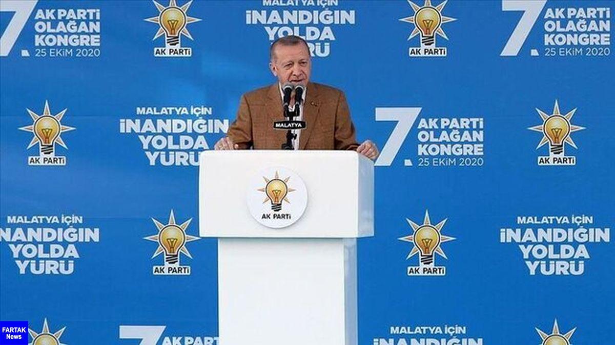 واکنش اردوغان به اظهارات نماینده مجلس هلند: در قاموس ما فاشیسم وجود ندارد، فاشیسم کار شما است