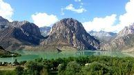 دریاچه اسکندرکول، نگینی در میان کوهستان های تاجیکستان