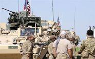 هدف قرار گرفتن خودروهای نظامیان آمریکایی در بزرگراه دیوانیه-سماوه