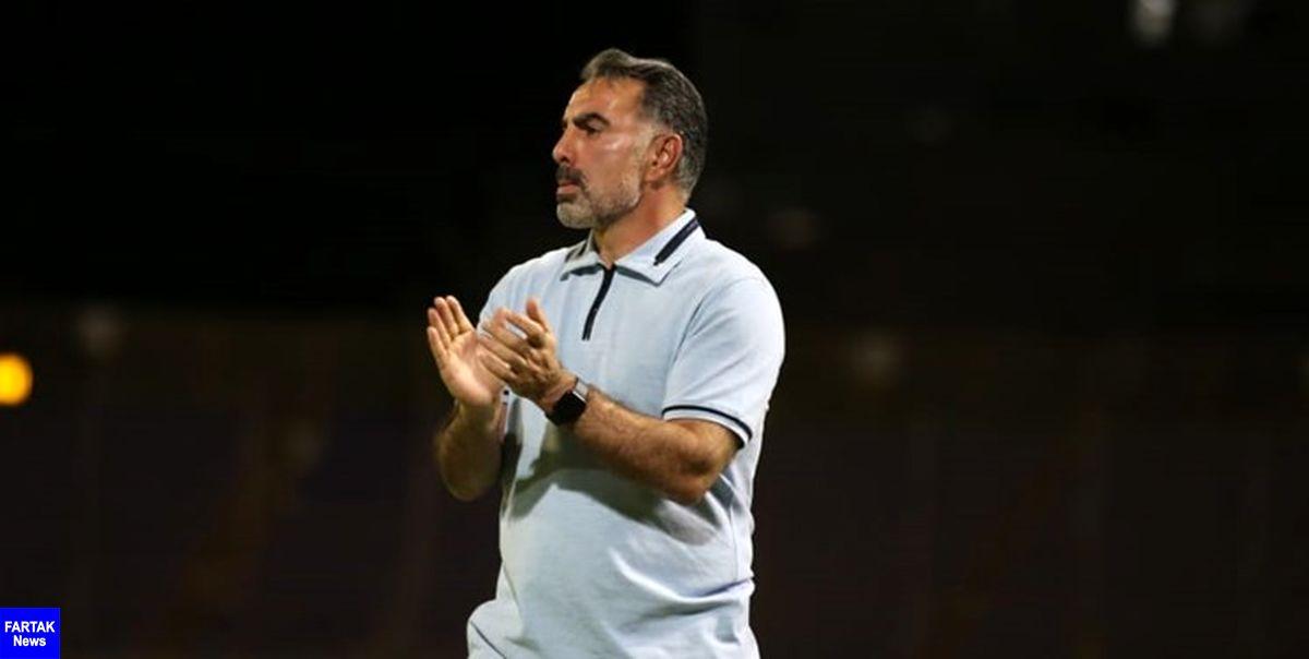 فکری: سه امتیاز بازی فردا برای هر دو تیم مهم است/ وقفه لیگ برتر کارمان را خراب کرد