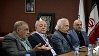 گزارش تصویری دیدار پیشکسوتان استقلال با وزیر ورزش
