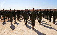 تا نابودی نهایی داعش در سوریه میمانیم