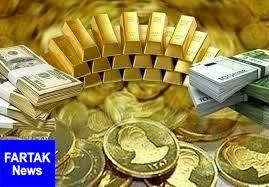 قیمت طلا، قیمت دلار، قیمت سکه و قیمت ارز امروز ۹۸/۰۸/۱۸