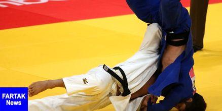 پایان مبارزات انفرادی جودو قهرمانی بزرگسالان کشور