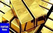 قیمت جهانی طلا امروز ۹۸/۱۲/۰۶