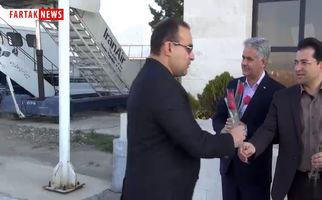 اختصاصی/ استقبال گرم از مسافران نوروزی در کرمانشاه+فیلم