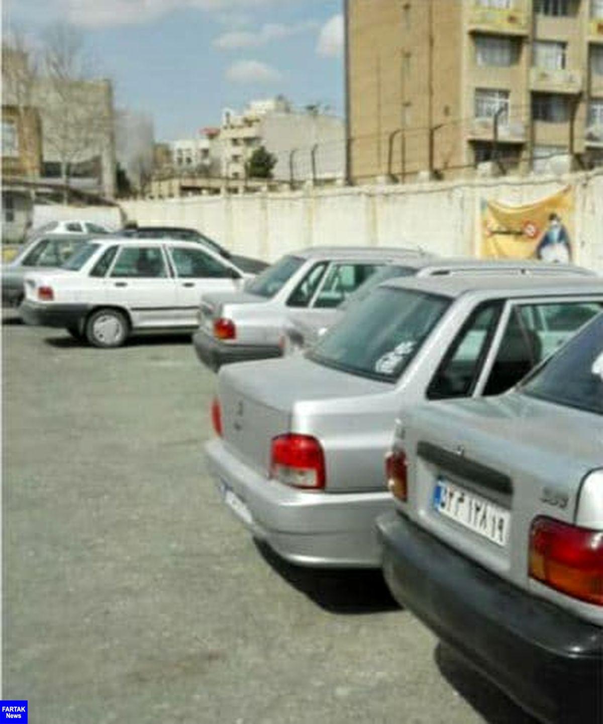 توقیف 7دستگاه خودروی رانندگان مسافربری شخصی غیر مجاز