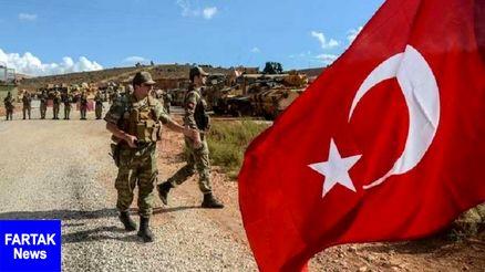 کاروان ارتش ترکیه در سوریه هدف حمله قرار گرفت