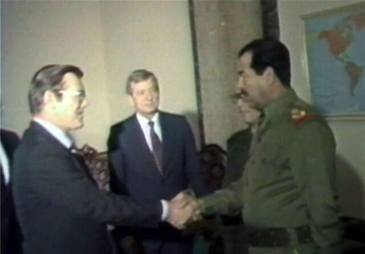 اقرار آمریکاییها به حمایت از صدام