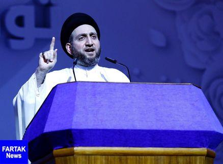 حکیم خواستار موضع واحد در برابر تجاوزگری تازه اسراییل شد
