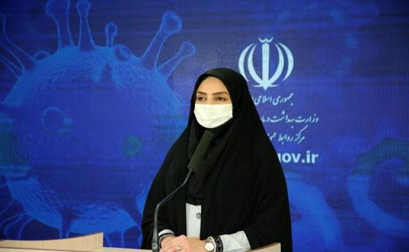 فوت ۳۲۱ نفر بر اثر بیماری کرونا طی 24 ساعت گذشته در ایران