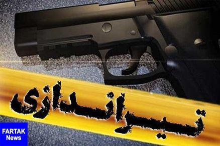 عوامل تیراندازی در شهرک پردیس کرمانشاه دستگیر شدند