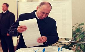 آغاز رسمی تبلیغات نامزدی ریاست جمهوری در روسیه + فیلم