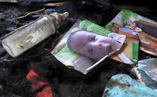 زنده سوزاندن نوزاد فلسطینی +فیلم