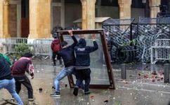 با استقرار ارتش و پلیس آرامش به بیروت بازگشت