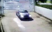 عجول بودن راننده وخسارتی که گریبانش را گرفت+فیلم
