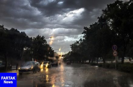 بارش های بهاری در شمال شرق کشور ادامه دارد