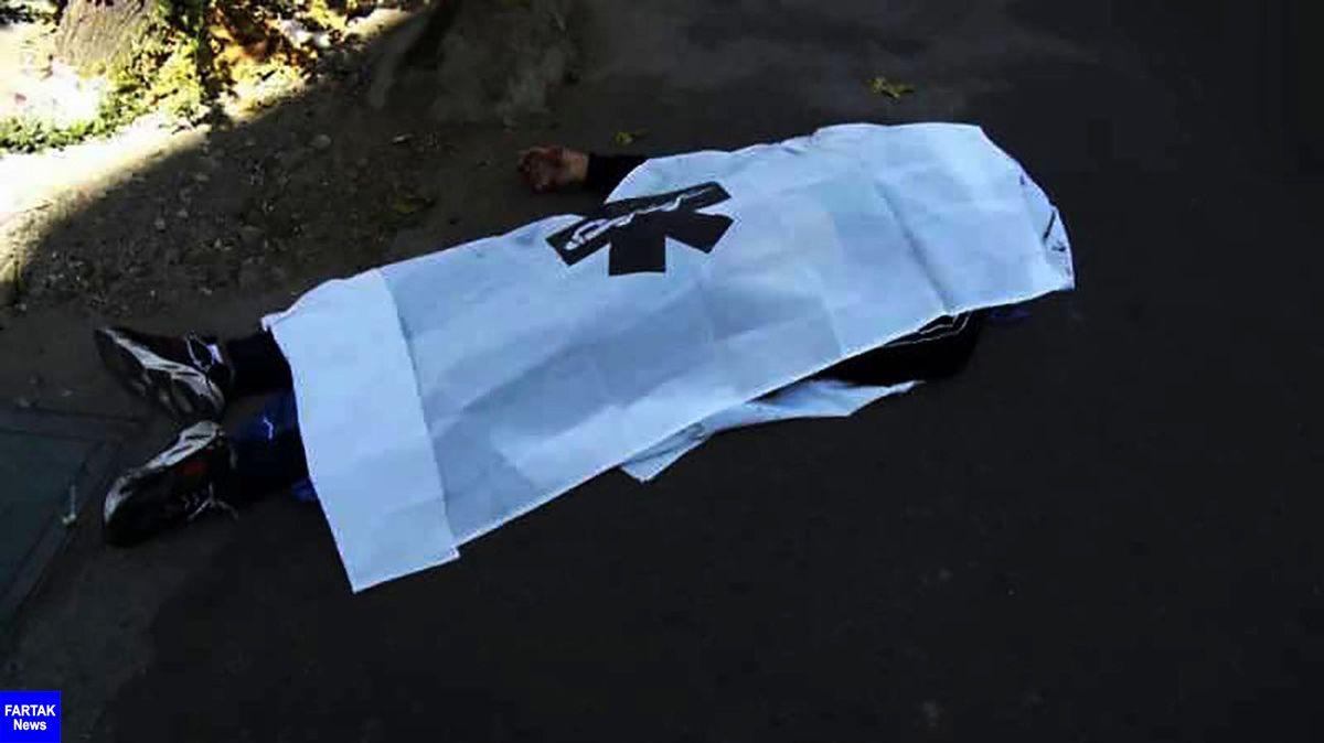 سقوط مرگبار دختر جوان از طبقه پنجم / دختر ایلامی خودکشی کرد