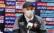 گلمحمدی به نشست خبری قبل از بازی با شاهین بندر عامری نمیرسد