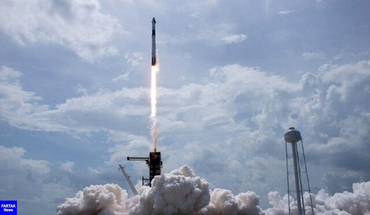 پرتاب دراگون آغاز عصر جدیدی در اکتشافات فضایی