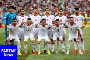 اعلام برنامه بازی های تیم ملی فوتبال