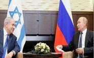دیدار پوتین و نتانیاهو با محوریت ایران
