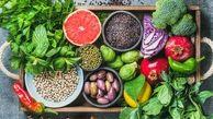 رنگ ها در میوه ها و سبزیجات، چه پیام هایی برای ما دارند؟