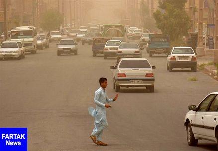 وزش طوفان با سرعت ۸۰ کیلومتر بر ساعت سیستان و بلوچستان را فرا میگیرد