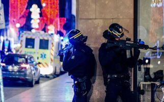 اولین فیلم از حمله تروریستی در استراسبورگ فرانسه +فیلم
